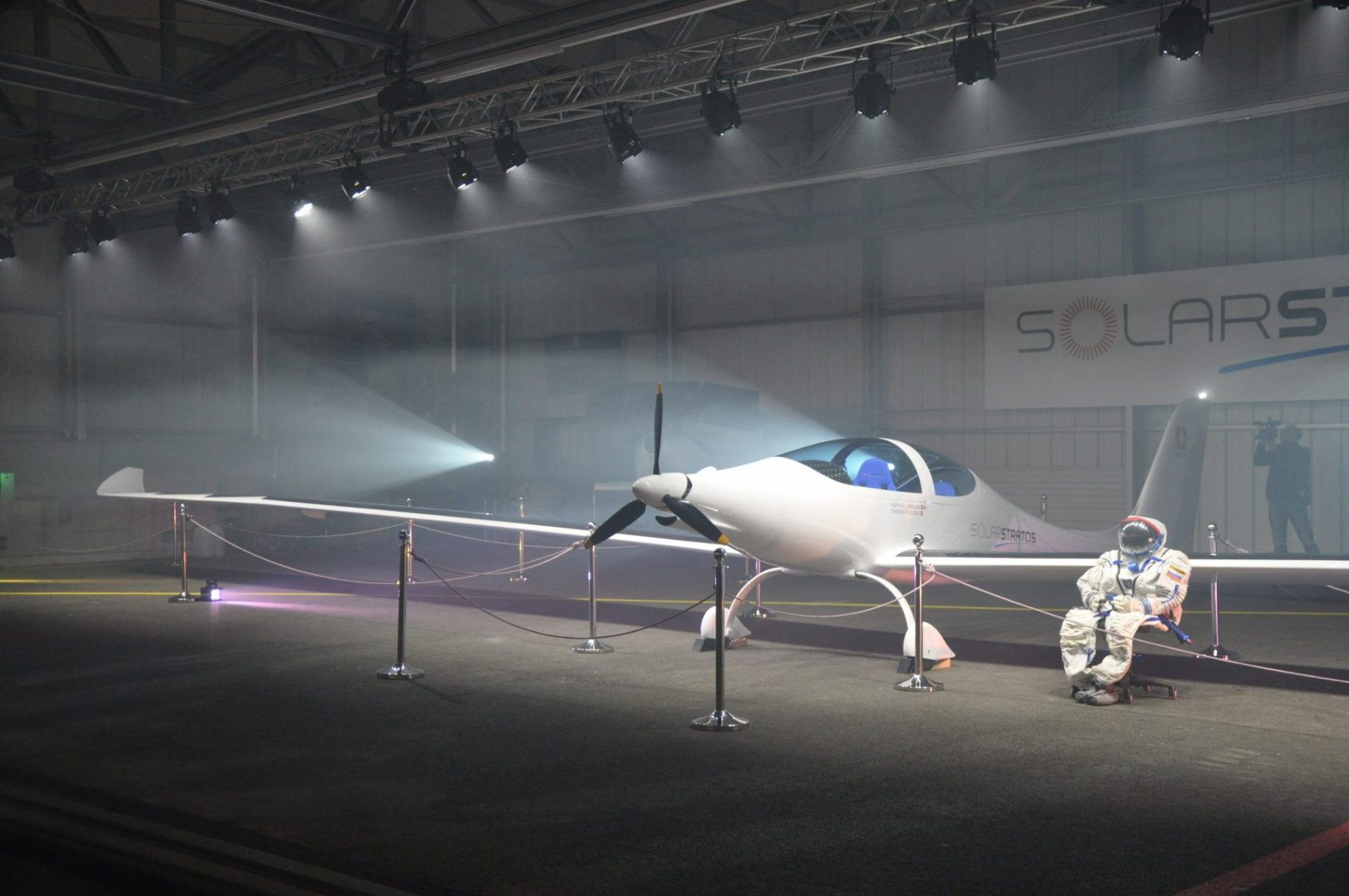 "Finally The Time Has Come – The Plane ""SolarStratos"" Is Presented!"