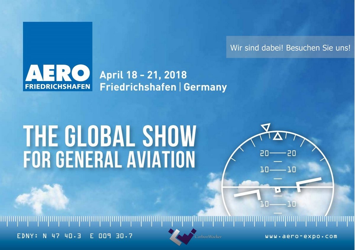 We Are There – AERO Fair 2018!